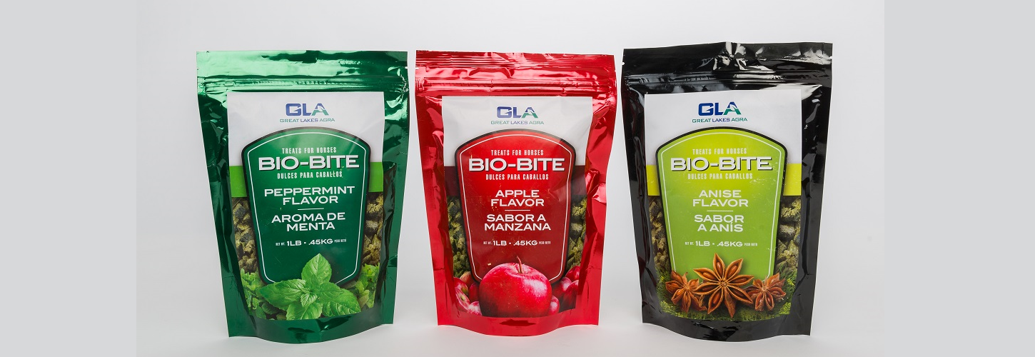 GLA Bio- Bites by Celebrity Equine